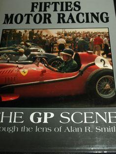 JUAN FANGIO MIKE HAWTHORN ALBERTO ASCARI PETER COLLINS ALAN R SMITH VANWALL ERA Call Backs, Formula 1, Ferrari, The Past, Racing, 1990s, Books, Celebration, Ebay