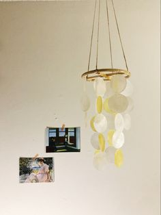 Iron Pipe Shelves, Cd Diy, Shell Wind Chimes, Beach Crafts, Shell Crafts, Best Gifts, Nice Gifts, Flower Shape, Girl Room