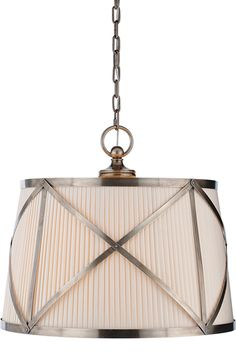GROSVENOR LARGE SINGLE PENDANT at Circa Lighting