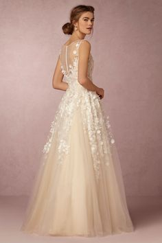 BHLDN Ariane Gown in  Bride Wedding Dresses at BHLDN