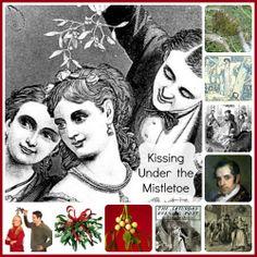 The History of Mistletoe - The Kissing Plant -   http://alwaystheholidays.com/history-mistletoe-kissing-plant/