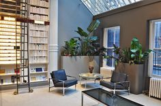 Take A Look Inside Warby Parker's New NYC Flagship Store | Fast Company | Business + Innovation