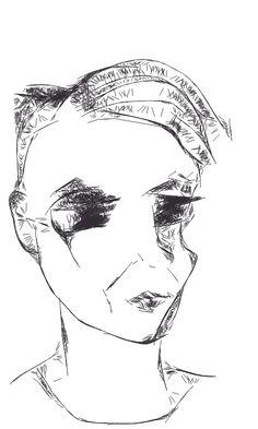 portrait by Susanna Pecyna