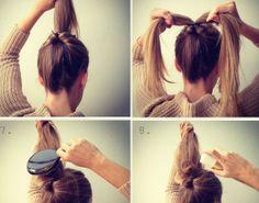 DIY: The Chestnut Bun