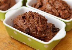Mousse au chocolat et au pralin Cooking Chef