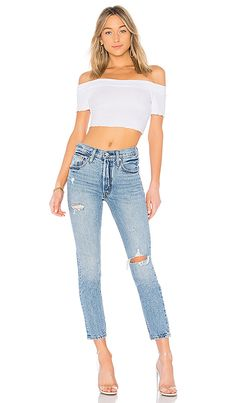 016c3dfc3bc Shop for LEVI S 501 Skinny in Can t Touch This at REVOLVE.