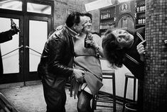 Café Lehmitz, by Anders Petersen. What first made him famous (in the photography world).