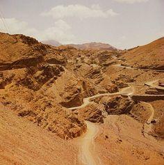 Khyber Pass, after Landi Kotal, Pakistan