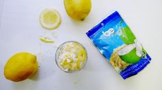 Made from fair trade ingredients, raw coconut milk agave Raw Coconut, Coconut Ice Cream, Gluten Free Ice Cream, Vancouver Food, Dairy Free Alternatives, Lactose Free, Nut Free, Frozen, Chips