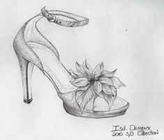 Dress Design Sketches, Shoe Sketches, Fashion Design Sketches, How To Draw Heels, Fashion Illustration Shoes, Fashion Art, Fashion Shoes, A Level Art Sketchbook, Walking In Heels