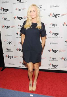 4. Jenny McCarthy Attends The Annual BGC Charity Day In New York City | The Most Fab And Drab Celebrity Outfits Of The Week