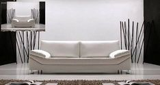 Divani in pelle contemporanei Esther Sofa, Couch, Love Seat, Furniture, Home Decor, Modern, Homemade Home Decor, Settee, Couches