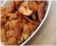 Country Fried Chicken Livers & Cottage Style Chips | Neo-Homesteading