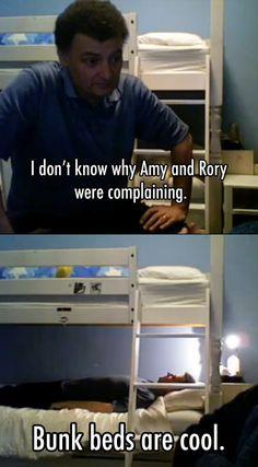 Moffat! Ahaha love him.