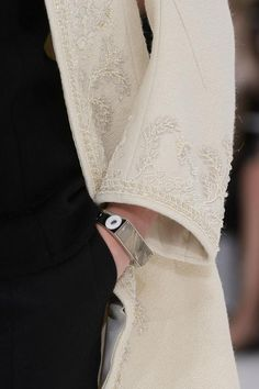 Christian Dior Haute Couture Fall 2014-15, details