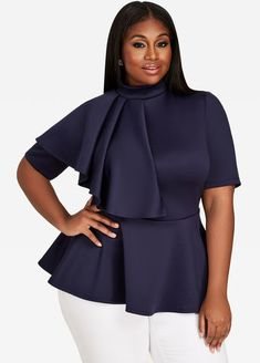 f1a09dadca428 Click for larger image Peplum Top Outfits