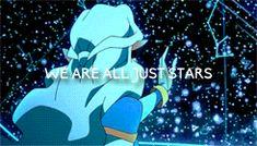 """We are all just stars"" #7 - Quote by Nikita Gill, ""93 Percent Stardust"" - Allura"