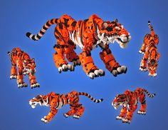 Tiger v2 by retinence, via Flickr