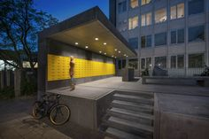 Gallery of Student Housing in Elsevier Office Building / Knevel Architecten - 2