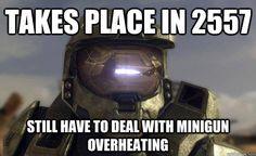 True story! #Halo