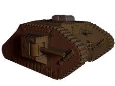 28mm+Crassus+tank+-+work+in+progress+by+Forpost_D6.