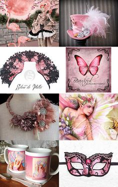 Life in Pink an Etsy