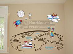 Murales infantiles para bebé 150 euros www.muraldecoracion.com telf:664115368 #muralesinfantiles, #decoracionmural, #decoracionbebe, #muralesmadrid,#decoracion,#dormitoriosinfantiles,
