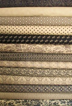 Tan Black Little Black Dress 2 Fat Quarter by QuiltsFabricandmore, $35.75