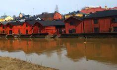 Day trip from Helsinki-Porvoo
