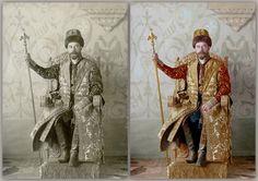 Nicholas II, Tsar of all the Russias