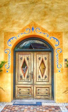 Portas... #peloMundoafora - Itália.