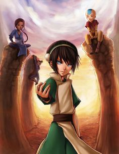See more 'Avatar: The Last Airbender / The Legend of Korra' images on Know Your Meme! Avatar Ang, Avatar Fan Art, Avatar Legend Of Aang, Korra Avatar, Team Avatar, Legend Of Korra, Cosplay Kids, Broly Ssj3, Avatar Picture