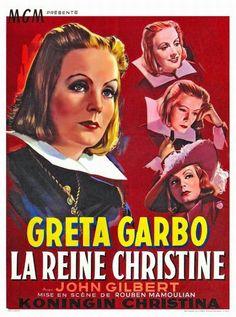 100 Years of Movie Posters: Greta Garbo