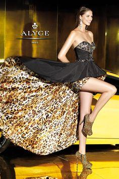 Prom Dress by Alyce Paris6073Joy To Watch!