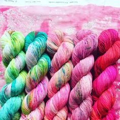 shop update: saturday, 23rd july 2026 @9pm GMT (berlin time) with lots of merino singles, mini skein sets, lace yarn and spinning fiber! ✨✨