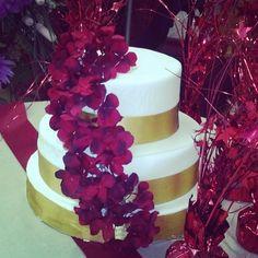 The 21 best kis sweets images on pinterest cake pop cake pops elegant birthday cake publicscrutiny Choice Image