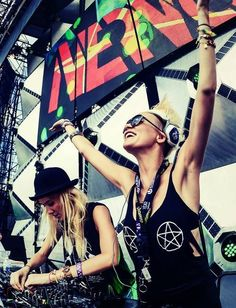 Want to meet NERVO and party with them at OMNIA Nightclub during their 'Collateral' album launch party in Las Vegas on July 18th? Learn more here: http://bidkind.com/auctions/meet-nervo-omnia-las-vegas