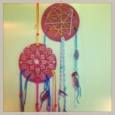 DreamCatcher KIT for kids and dreamers of all ages by rachael rice: https://www.etsy.com/listing/130918880/dreamcatcher-kit-for-kids-and-dreamers?