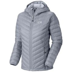 Check out the Mountain Hardwear Hooded Nitrous Jacket - Women