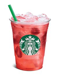You don't know love until you've tasted the Strawberry Acai Refresher at Starbucks...