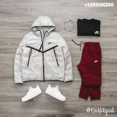 "My Desi Playlist on Instagram: ""@outfitgrid No line. Just inline. Continuing to uncover the best of inline with Nike Essentials, we asked @LUXELUCE00 to put together an…"""