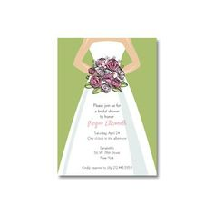 bridal shower invitations for spring