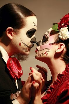 Dia de los muertos - fantastic celebration in Mexico!