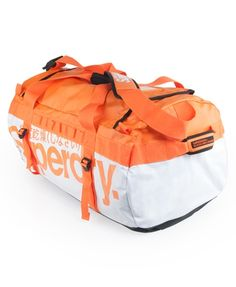 Superdry Two Tone Kitbag
