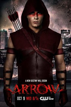 Arrow Season 2 - Roy Harper As Speedy. I Don't Know If This Is Real But I Love This Poster.