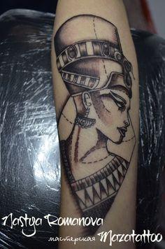 #tattoo #nefertiti #портрет #маска #лицо #восток  #tattoo #rouse #цветы #розы  #эскизы для тату  #tattoo #maza_tattoo #эскизы татуировки