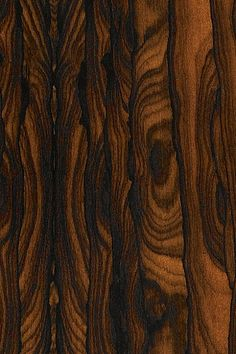 Ziricote, a viable alternative to Macassar Ebony.