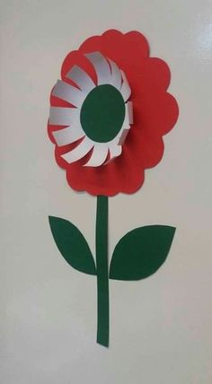 HappyShappy - India's Own Social Commerce Platform Paper Plate Crafts, Bead Crafts, Diy And Crafts, Arts And Crafts, Independence Day Activities, Independence Day Decoration, Folk Art Flowers, Flower Art, Paper Flowers