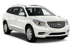 2017 Buick Enclave White