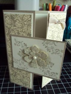 Wedding Card by ekjohnson - Cards and Paper Crafts at Splitcoaststampers